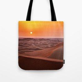 Sun desert 4 Tote Bag