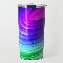Twisting Forms #5 Travel Mug