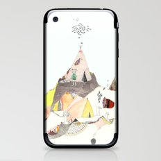 Kids Discover Magic Mountain iPhone & iPod Skin
