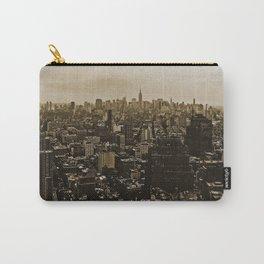 New York Skyline 3 Carry-All Pouch