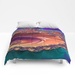Grittiest Rig 1 Comforters