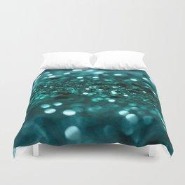 Sparkling OCEAN Glitter #1 #shiny #decor #art #society6 Duvet Cover