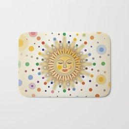 Sunshine with Placidity Bath Mat