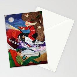 Modern Christmas Stationery Cards
