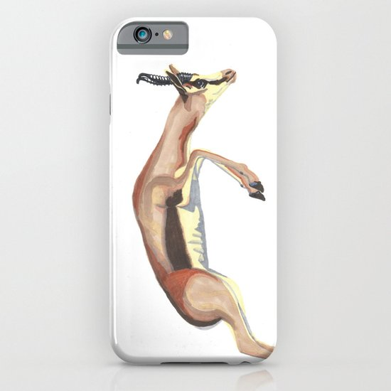 leaping gazelle iPhone & iPod Case