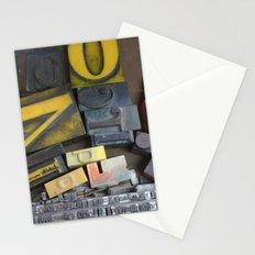 otis. Stationery Cards