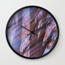 Autumn Motif 1 Wall Clock