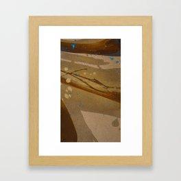 joelarmstrong_rust&gold_073 Framed Art Print
