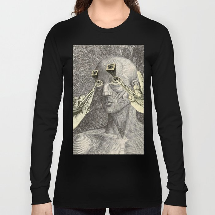 I CAN'T UNSEE IT Long Sleeve T-shirt