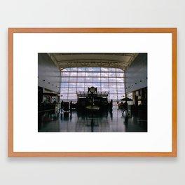 Travel Day Framed Art Print