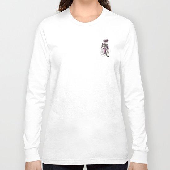 s.o.s Long Sleeve T-shirt
