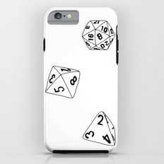 Dungeons and Dragons Dice iPhone 6 Tough Case