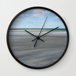Horizon; Boat Wall Clock