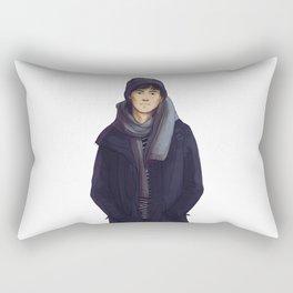 Jem Carstairs Rectangular Pillow