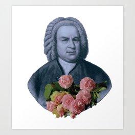 Bach Flowers Art Print