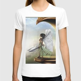 Thunder, Swords and Wings T-shirt
