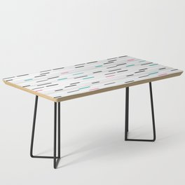 Simple paths Coffee Table