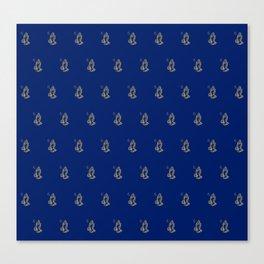 6 God - Ocean Canvas Print