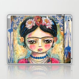 The heart of Frida Kahlo  Laptop & iPad Skin