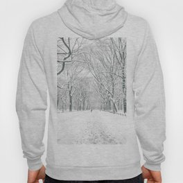 New York City Snow Hoody