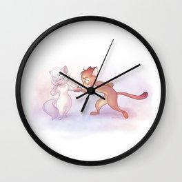 Charmed Wall Clock