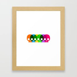 Collective Consciousness Framed Art Print