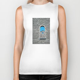 Through a Wall - The Peace Collection Biker Tank