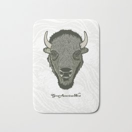 Great American West Bath Mat
