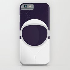 Astronaut is listening music iPhone 6s Slim Case