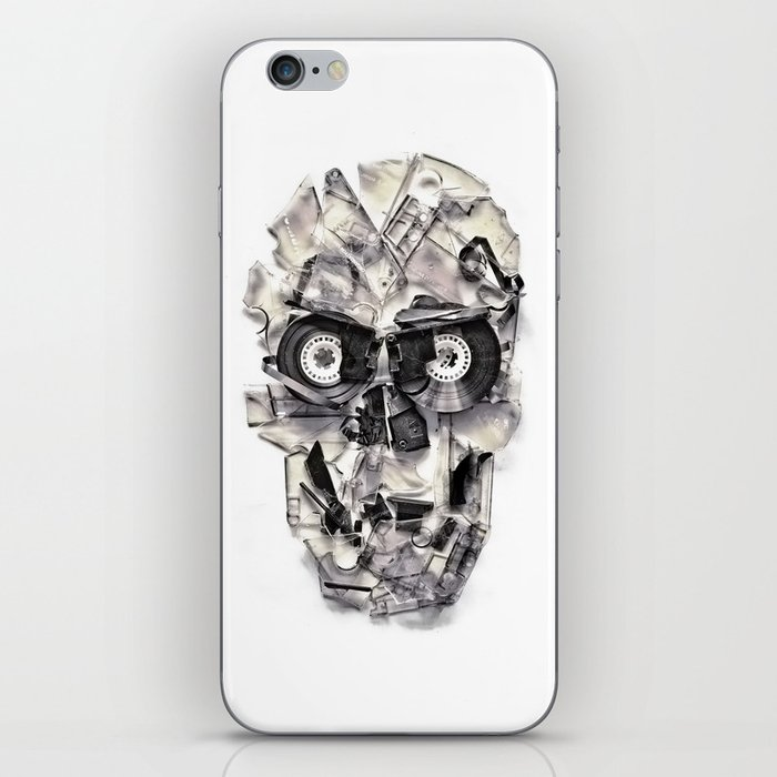 Home Taping Is Dead iPhone Skin