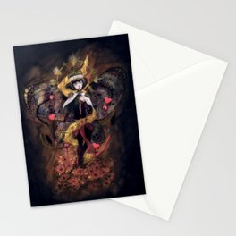 The Bleeding One Stationery Cards