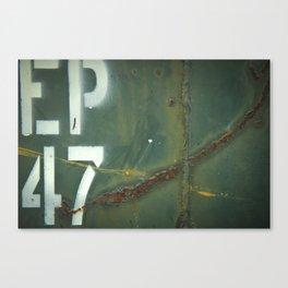 EP47 Canvas Print