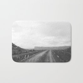One the Road Bath Mat