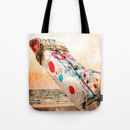 FISHING BOAT HULL 01 - GOA (everyday 12.01.2017) Tote Bag