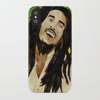 marley iPhone & iPod Cases featuring Marley Collage by Emily Harris