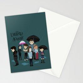 The Umbrella Academy Stationery Cards