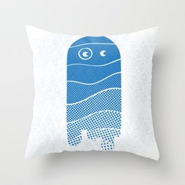 Shades of Boo... Throw Pillow