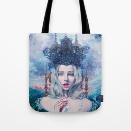 Self-Crowned Tote Bag