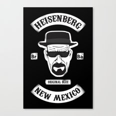 Sons Of Heisenberg Canvas Print