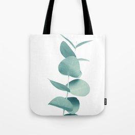 Eucalyptus Green Vibes #1 #foliage #decor #art #society6 Tote Bag