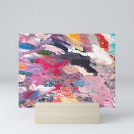 A Color Feast Mini Art Print