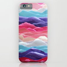 Colour waves II iPhone 6s Slim Case