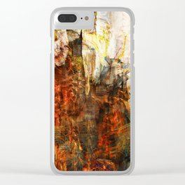 Taiga Clear iPhone Case