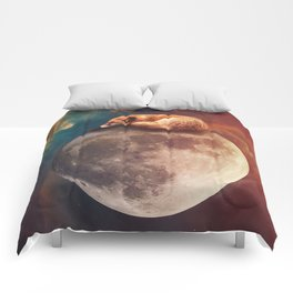 Houston, We Have A Problem! Comforters