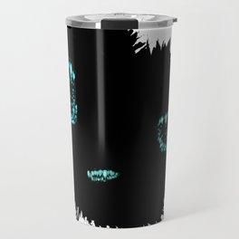 Attack the block (white version) Travel Mug
