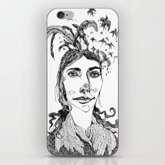 Pj Harvey iPhone & iPod Skin