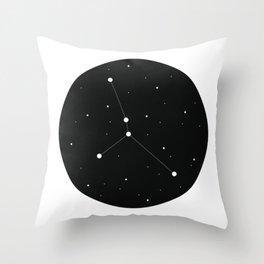 Zodiac - Cancer Throw Pillow