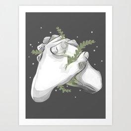 Grow With You Art Print