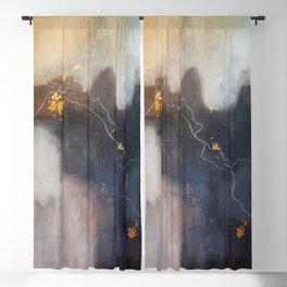 Let It Hold Your Hand Blackout Curtain