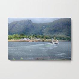 Corran Ferry Metal Print